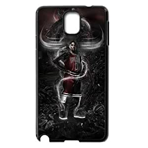 C-EUR Customized Print Derrick Rose Hard Skin Case Compatible For Samsung Galaxy Note 3 N9000