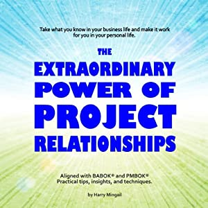 The Extraordinary Power of Project Relationships Audiobook