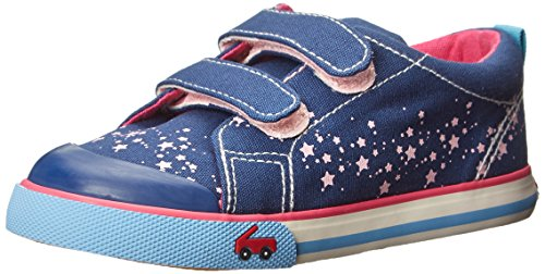 See Kai Run Girls' SKR Veronica  - Blue - 6 Toddler