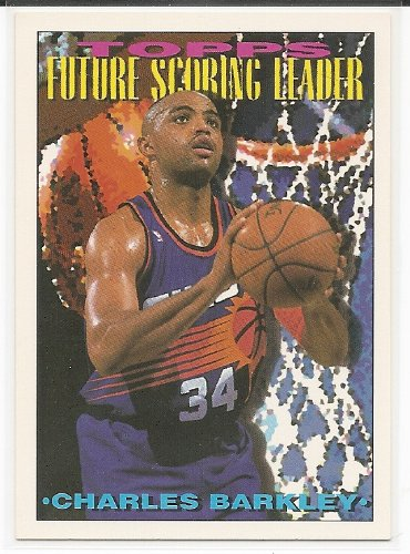 Charles Barkley 1998-94 Topps Future Scoring Leader