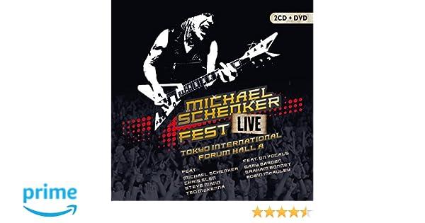 Live Tokyo International Forum Hall a: Michael Schenker Fest : Amazon.es: Música