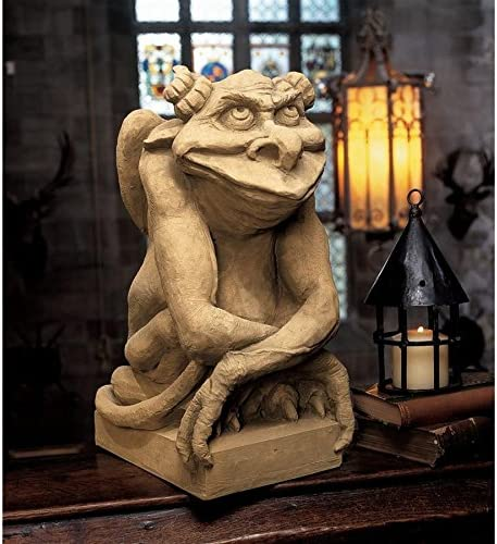 Design Toscano Oscar The Gargoyle