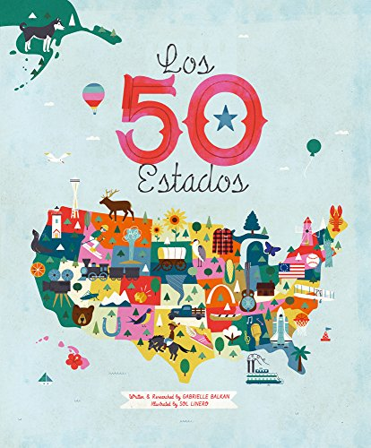 Los 50 estados (Spanish Edition)