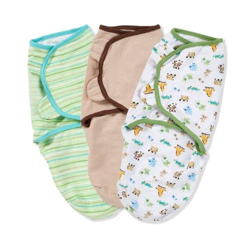Summer Infant SwaddleMe Adjustable 3 Pack product image