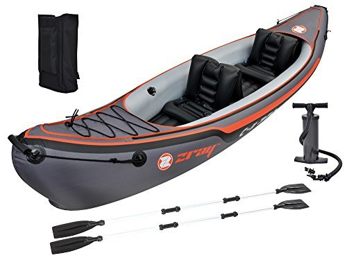 Z-Ray Pathfinder C-II 350 2-Person Inflatable Kayak