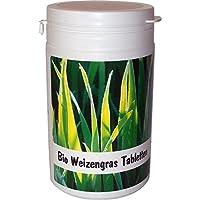 SANOS Bio Weizengras Tabletten 200g / 500 Tabletten aus eigenem Anbau frisch vom Bodensee
