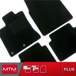 Alfombrillas MTM Plus a medida y personalizable, diseñadas para tu Coche, cod. 2083