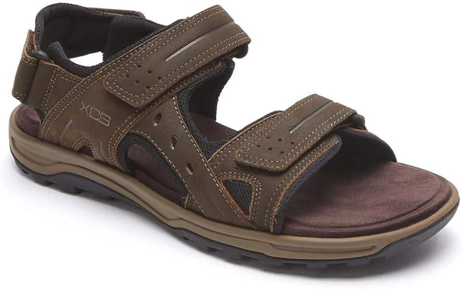 Rockport Men Unisex-Adult Trail Technique Velcro Sandal Sandal