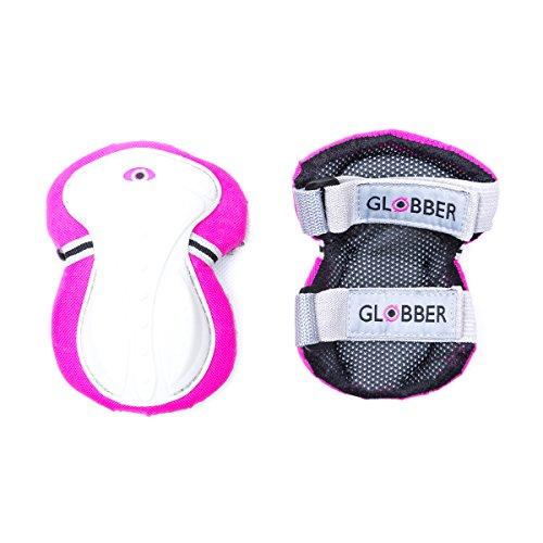 Globber Junior Knee, Elbow & Wrist Pad Set - Pink (XXS)
