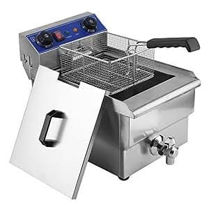 Amazon.com: Homgrace Commercial Electric Deep Fryer