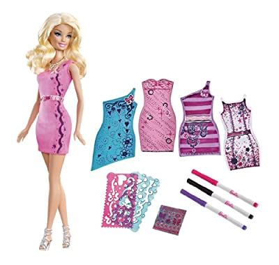 Barbie Design And Dress Studio Doll by Mattel
