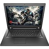 Lenovo Z50 15.6 inch HD Flagship High Performance Black Laptop PC| AMD FX-7500 Quad-Core| AMD Radeon R7| 2.10 GHz| 12GB DDR3| 1TB HDD| Dolby audio| DVD+/-RW| Windows 10