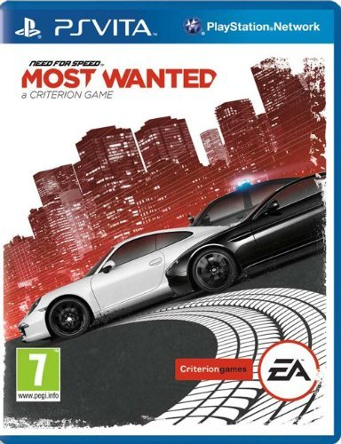 Need For Speed: Most Wanted (PS Vita) (Racing Vita Psp)