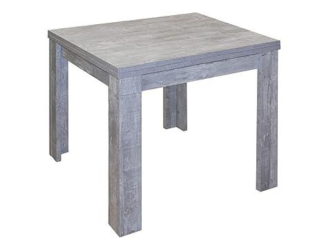 Tavoli Da Parete Allungabili : Tavolo da cucina tavolo allungabile effetto cemento parete x