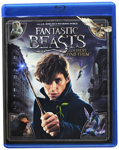 Fantastic Beasts And Where To Find Them (2016) [Blu-ray]