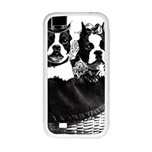 Cute gentle dog Cell Phone Case for Samsung Galaxy S4