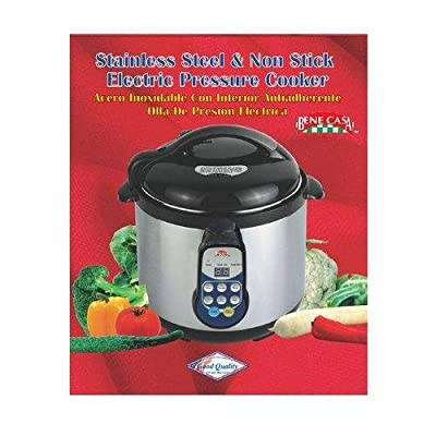 Bene Casa Electric Pressure Cooker by Mbr