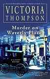 Murder on Waverly Place (Gaslight Mystery)