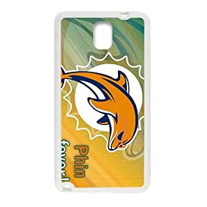 Cool-Benz Nike Miami Dolphins Phone case for Samsung galaxy note3