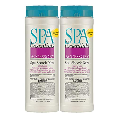 Spa Essentials Xtra Dichlor Chlorine Shock for Spas and Hot Tubs