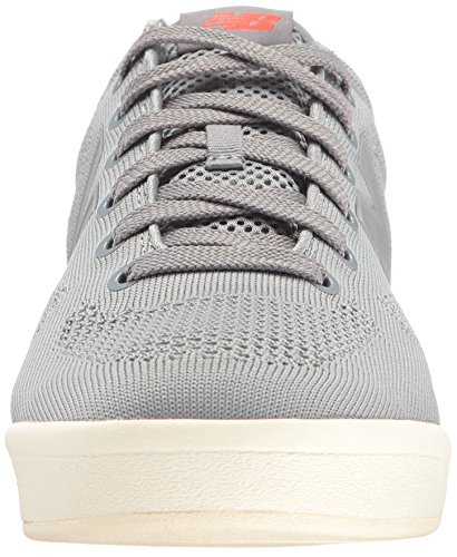 New Balance Mens 300 Lifestyle Court Shoe Sneaker Fashion Grigio / Grigio