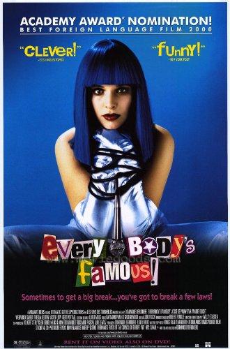 Everybody's Famous Movie Poster (27 x 40 Inches - 69cm x 102cm) (2000) -(Josse de Pauw)(Eva van der Gucht)(Werener de Smedt)(Thelka Rueten)