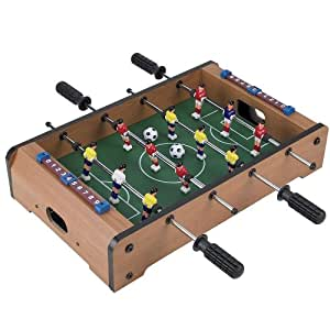 "20"" Mini Tabletop Foosball Soccer Table Game"