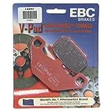 EBC Brakes FA85V Semi Sintered Disc Brake Pad