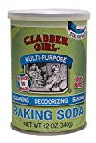 CLABBER, BAKING SODA - Pack of 12