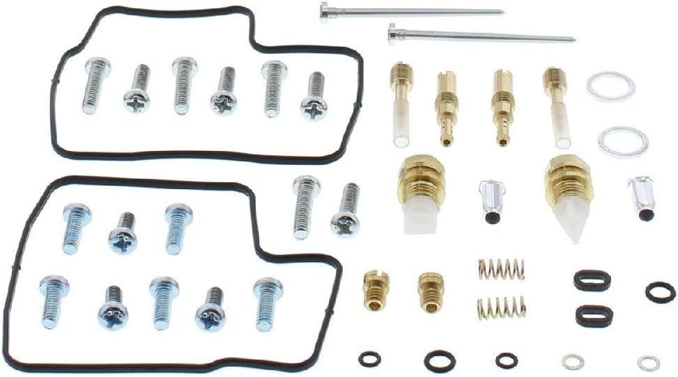 Parts Unlimited Carburetor Rebuild Kit Honda VT600C Shadow VT600CD 1999-2003