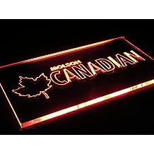 Molson Canadian Beer Drink LED Light Sign