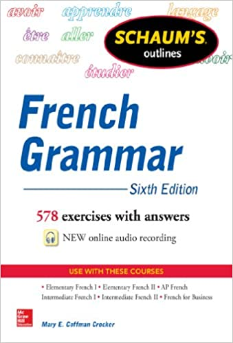 Schaums outline of french grammar kindle edition by mary coffman schaums outline of french grammar 6th edition kindle edition fandeluxe Image collections