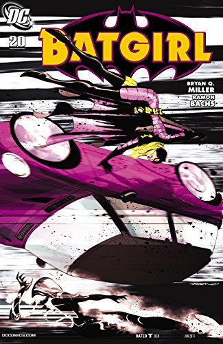 Batgirl (2009-) #20 -
