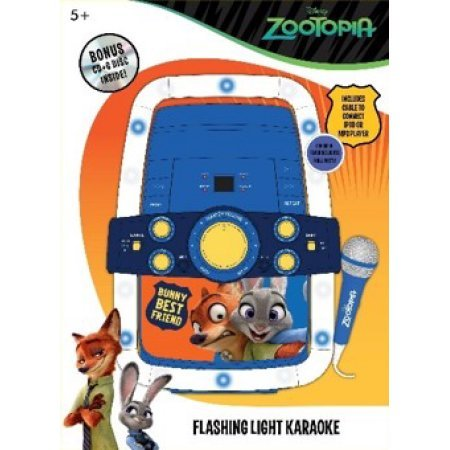 Zootopia Colorful Flashing Lights Bar Karaoke by Zootopia