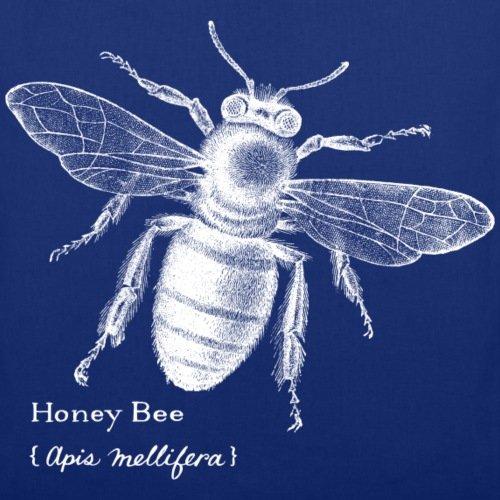 Tote Bee Royal Spreadshirt Blue Animal Honey Planet Bag PFInqzCx