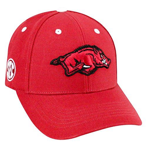Top of the World NCAA-Triple Conference-Adjustable Hat Cap-Arkansas Razorbacks