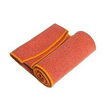 YogaRat 100-Percent Microfiber Yoga Towels, 15-Inch X 24-Inch
