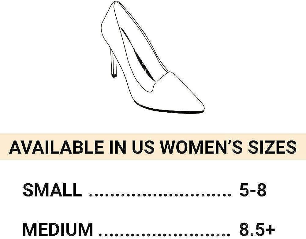 FootFitter Foam Shoe Tree with Handle for Womens High Heels Best Lightweight Shape Keeping Travel Shoe Tree