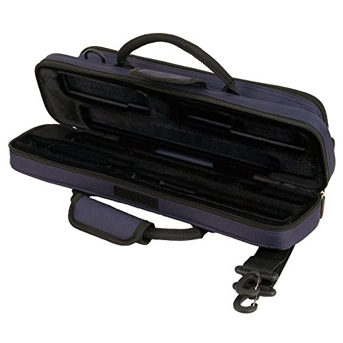 Protec Flute (B or C Foot) MAX Case - Blue, Model MX308BX by ProTec (Image #1)