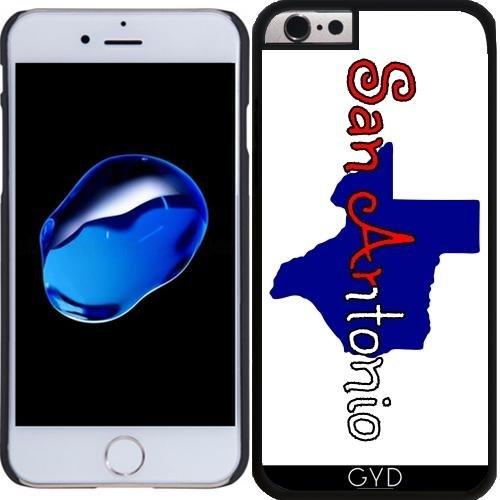 Coque pour Iphone 6 Plus (5,5'') - San Antonio Texas by loki1982