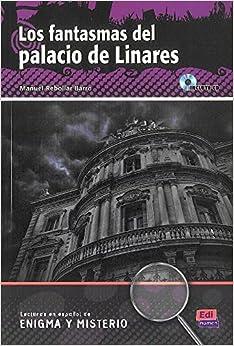 Manuel Rebollar Barro - Los Fantasmas Del Palacio De L. - L + Cd