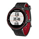 Garmin Forerunner 235 GPS Watch with Heart Rate Monitor, Marsala