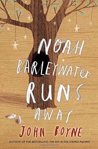 book cover of Noah Barleywater Runs Away