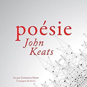 Poésie de John Keats Audiobook