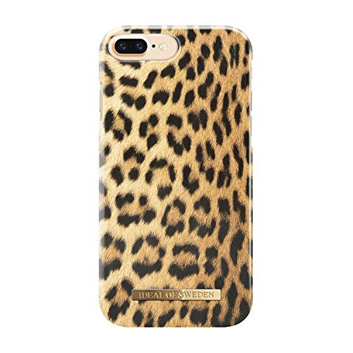 the latest 5b4f6 90c73 iDeal Of Sweden Wild Leopard Cell Phone Case for iPhone 8 Plus / 7 Plus / 6  Plus / 6s Plus