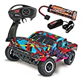 Slash 2WD RTR Short Course Truck w/QUICK CHARGER - COURTNEY FORCE