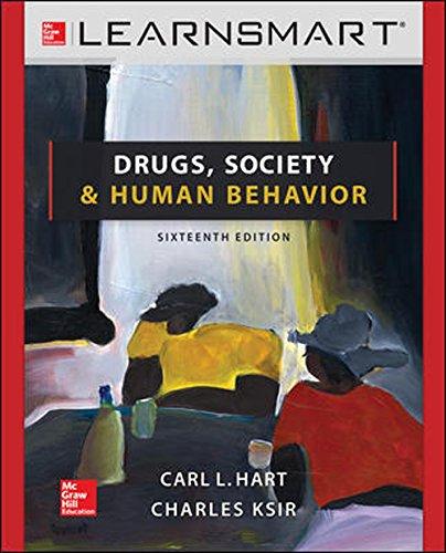 LearnSmart for Drugs, Society, and Human Behavior