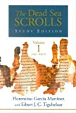 img - for The Dead Sea Scrolls Study Edition-Two Vol. Set (Vol 1 & 2) by Director and Professor Florentino Garcia Martinez (1999-10-01) book / textbook / text book