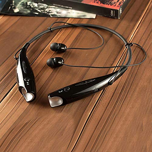Sketchfab Hbs 730 Bluetooth Stereo Sports Wireless Portable Neckband Headset Compatible for All Smartphones Mobile