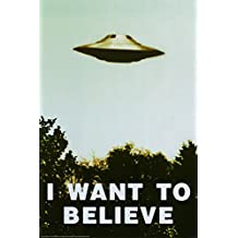 The X-Files - I Want To Believe Print Collections Poster Print, 24x36